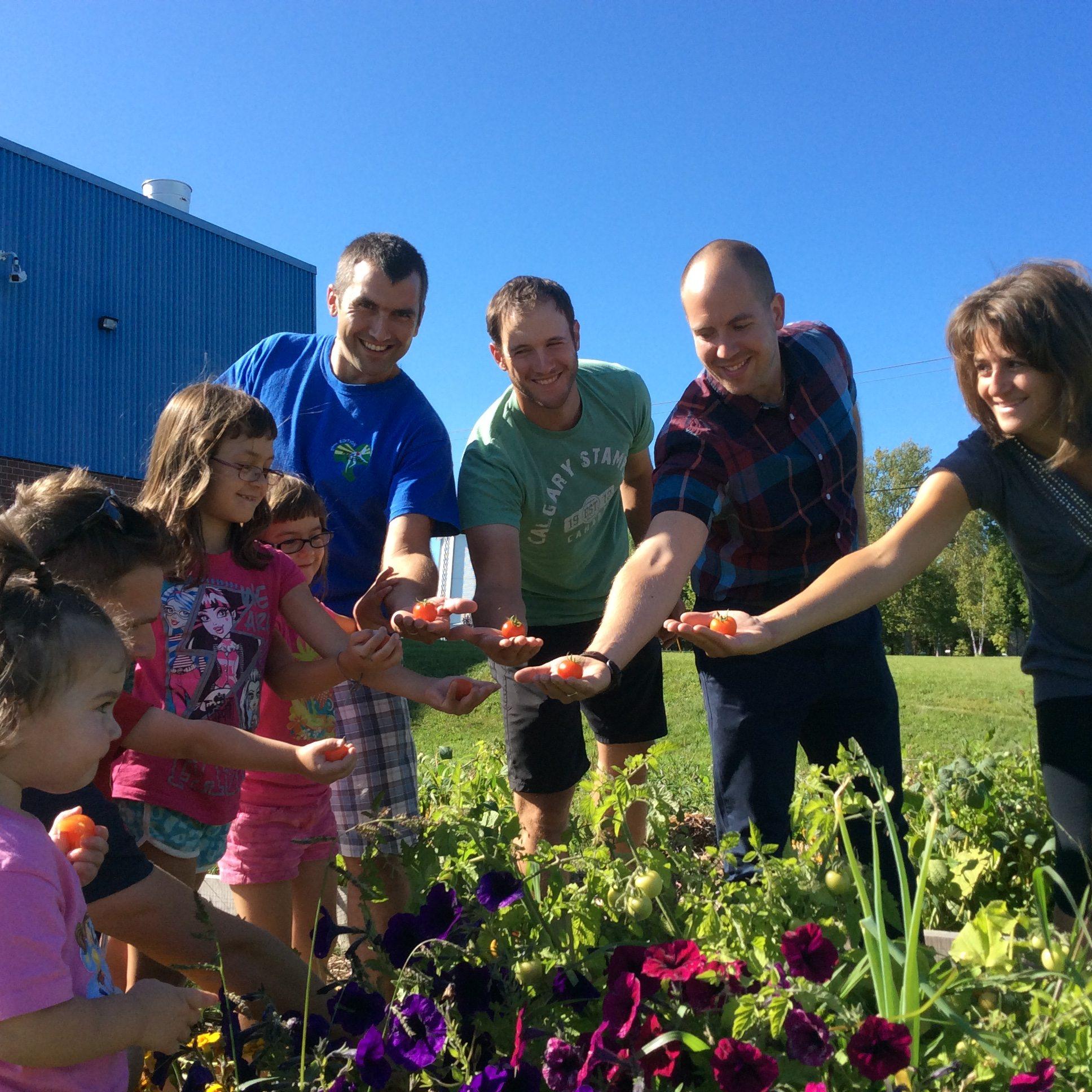 Jardiner pour apprendre le mouvement du mieux tre for Savoir jardiner