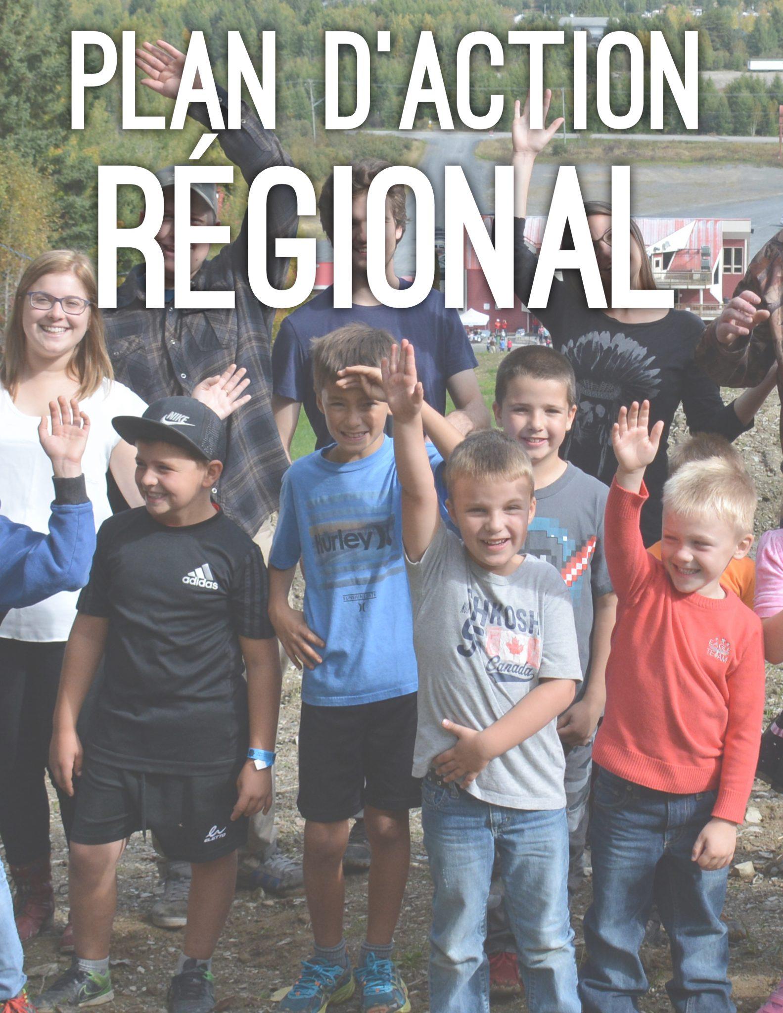 Région du Nord-Ouest Action Plan